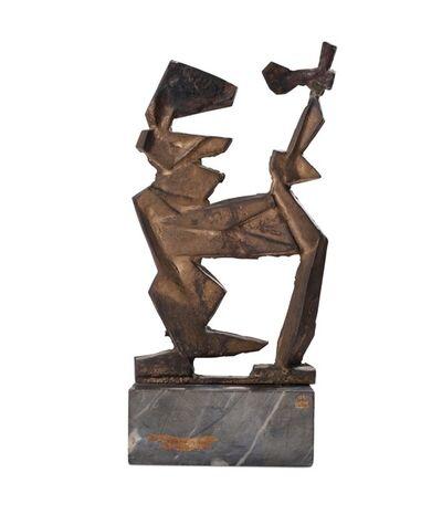 Pietro Consagra, 'Bronze model', 1950