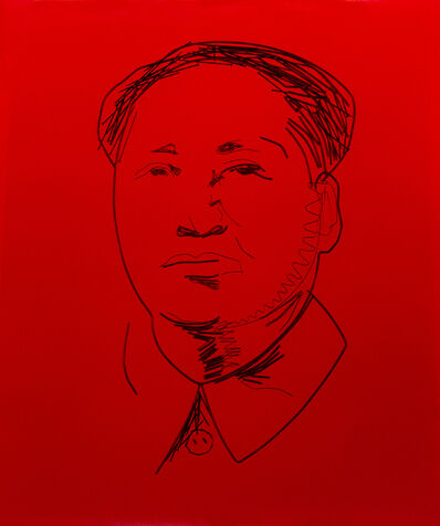 Vik Muniz, 'Study for Mao', 1999/2000