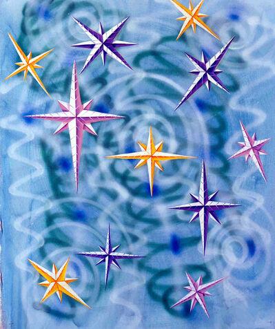 Kenny Scharf, 'Starz', 2012