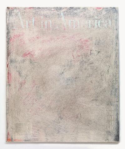 Goran Trbuljak, 'Art in America', 1995