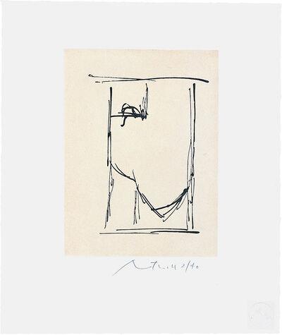 Robert Motherwell, 'España II', 1983