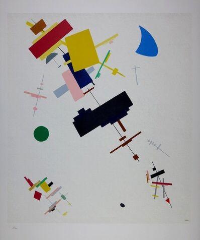 After Kasimir Malevich, 'Suprematisme n°56'