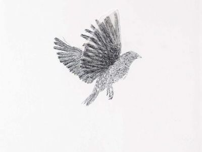 Kiki Smith, 'Untitled (Bird)', 1998