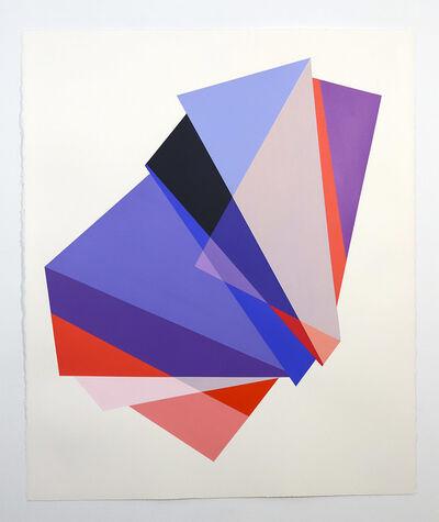 Rachel Hellmann, 'Sliding Sideways', 2019