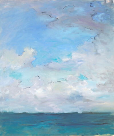 Mary Page Evans, 'Cloudscape', 2014