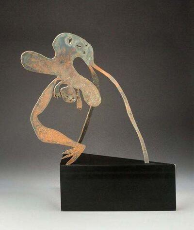 Menashe Kadishman, 'Birth', 1990-1999
