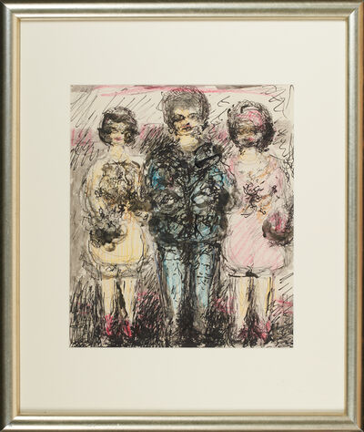 Malcolm McKesson, 'Untitled (Master and Two Servants)'
