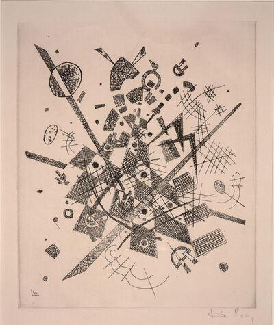 Wassily Kandinsky, 'Small Worlds IX (Kleine Welten IX)', 1922
