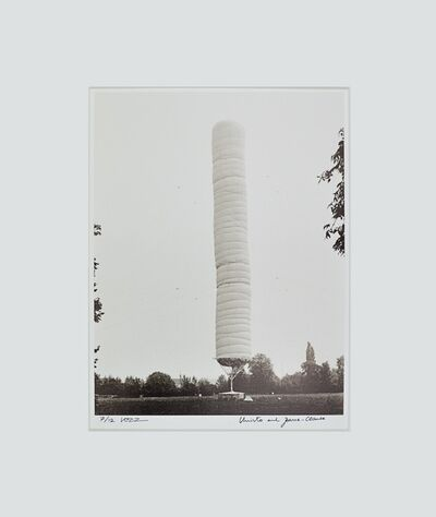 Christo and Jeanne-Claude, '5600 Kubikmeter Paket, Documenta IV, Kassel 1967-68', 1960-1970