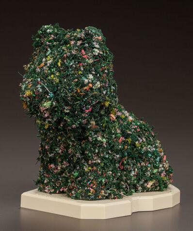 Jeff Koons, 'Dried Flower Puppy - Hecho a Mano. | Guggenheim Bilbao', 1992