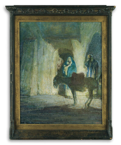 Henry Ossawa Tanner, 'At the Gates (Flight into Egypt).', circa 1926-27