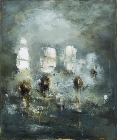 France Jodoin, 'Where the doges used to wed the sea with rings', 2017