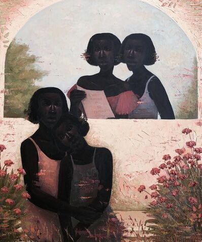 Chidinma Nnoli, 'Hold Me While We Wait (I)', 2021