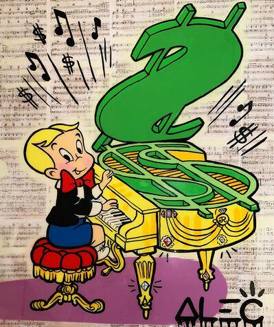 Alec Monopoly, 'Richie $ Piano', 2020