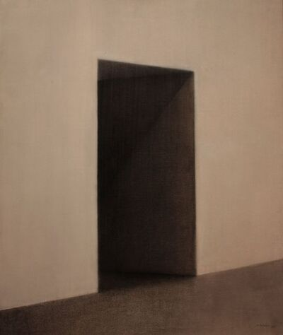 José Manuel Ballester, 'Entrance door', 1998
