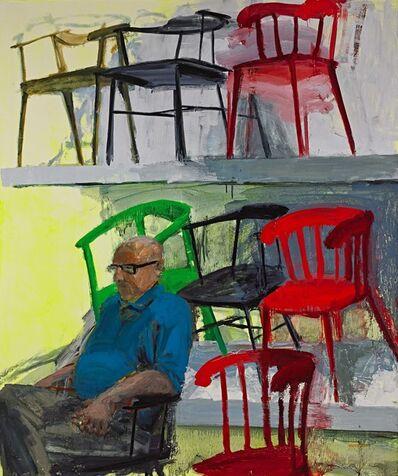 Tirtzah Bassel, 'Ikea / Chairs', 2014