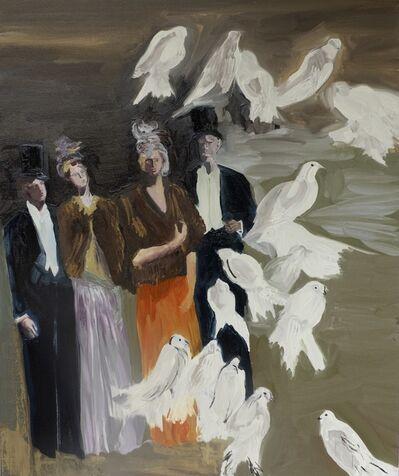 Claudia Baez, 'Brassaï – Nuit de Longchamp 1937', 2019