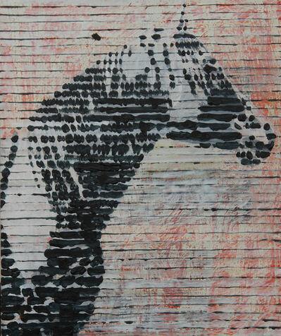 Jo Felber, 'With Horse', 2011