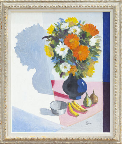 José Luis Figueroa, 'Still Life with Flowers', ca. 1980