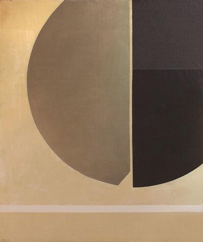 Lincoln Presno, 'Círculo con plata', 1980