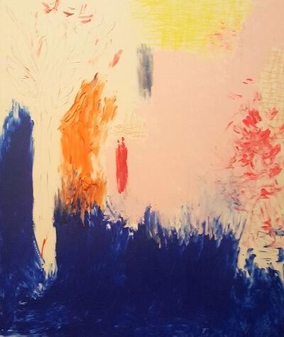 Serena Rossi, 'Flow', 2018