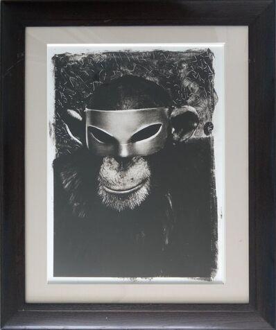 Albert Watson, 'Monkey with Mask, New York City', 1992