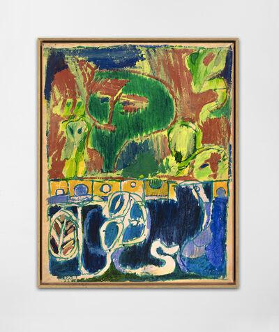Pierre Alechinsky, 'Dernier coucher', 1975
