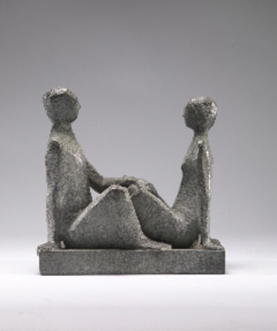 Terence Coventry, 'Couple I Maquette', ca. 2010