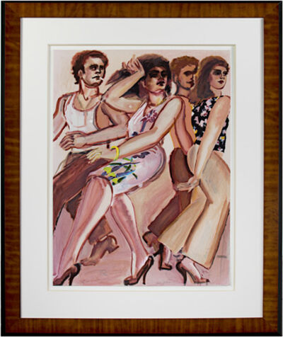 Lester Johnson, 'Untitled - LJ#53', 1979