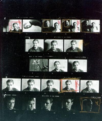 Bert Stern, 'Marlon Brando', 1961