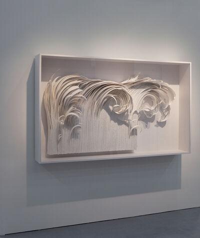 Angela Glajcar, 'Paperwall', 2018