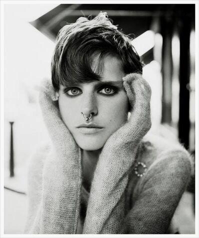 Steven Meisel, 'Stella Tennant, Britisch Vogue, December', 1993
