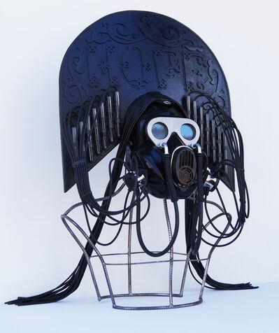 "Vasily Slonov, 'Kokosnik - Gas Mask ""Hope""', 2016"