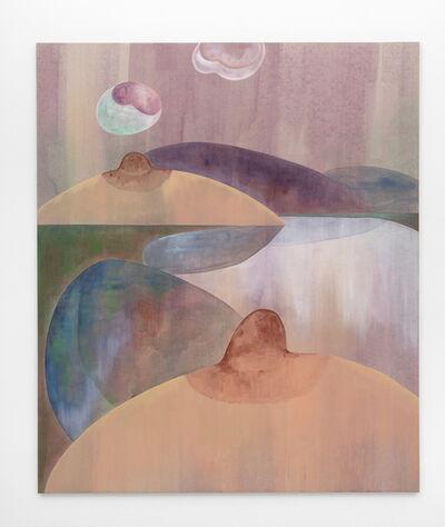 Jagoda Bednarsky, 'Shadowland (lake)', 2019