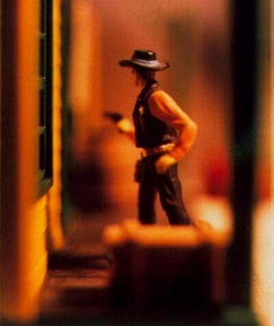 David Levinthal, '89-PC-C-11', 1989
