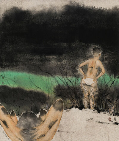 Liu Qinghe, 'Light Coming Through', 2014
