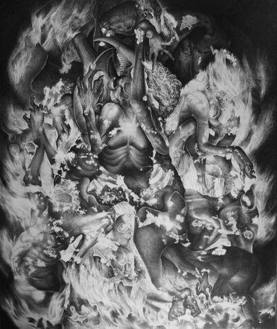 Kittisak Kaewduk, 'Hell 2', 2015