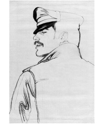 Tom of Finland, 'Untitled (Ref: 1045)', 1977