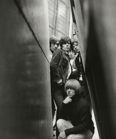 Gered Mankowitz, 'Stones Decembers Children, Mason's Yard Studio, London', 1965