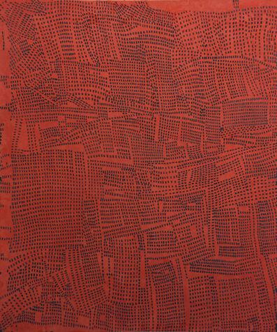 Cipriano Martínez, 'Ordenamiento. From Series Situacion Naranja', 2004