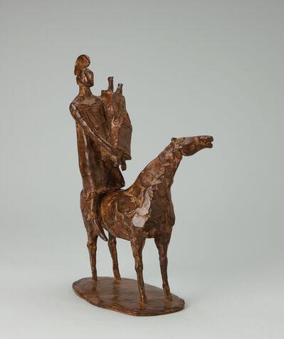 David Aronson, 'Rider with Torah'