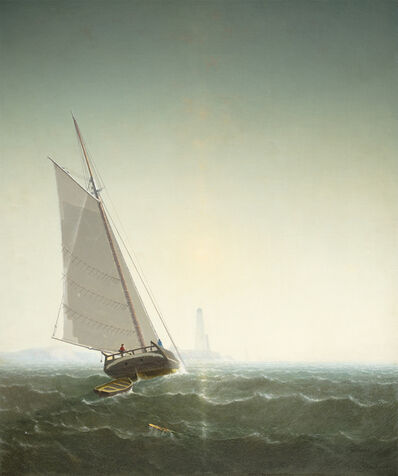 George Curtis, 'Rounding the Lighthouse', Date Unknown