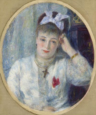 Pierre-Auguste Renoir, 'Marie Murer', 1877