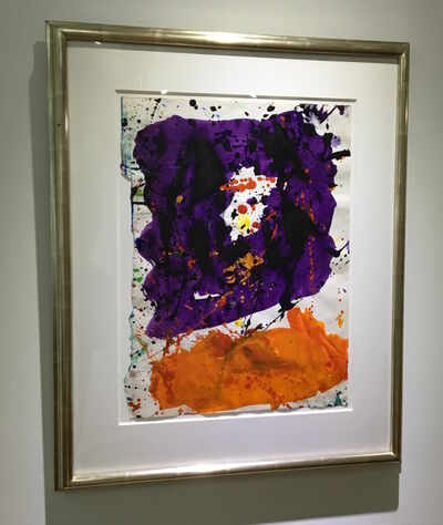Sam Francis, 'Untitled (Homage to Rothko)', 1979