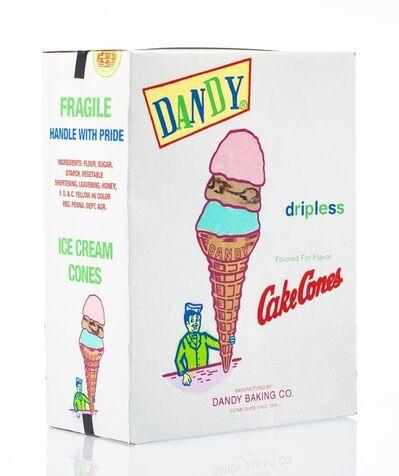 Jonathan Seliger, 'Fete Galante: Ice Cream Box', 2004