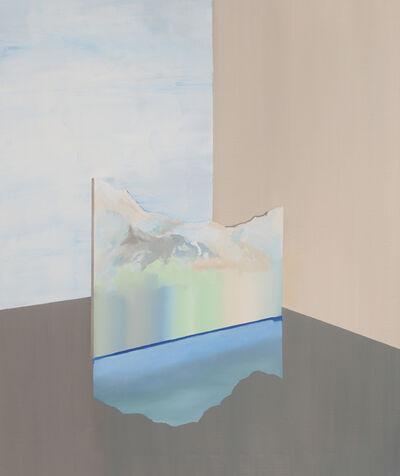 Eunhyea Choi, 'Toned landscape 1', 2018