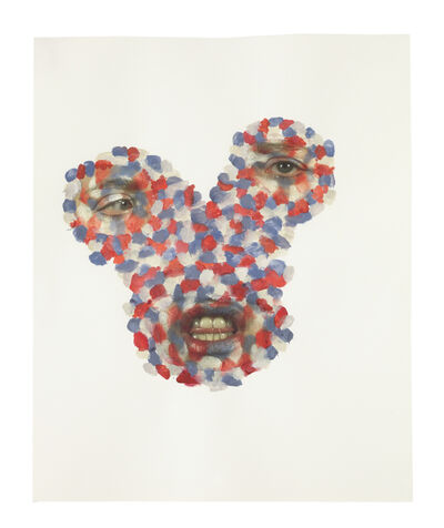 Tony Oursler, 'Blem', 2004