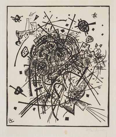 Wassily Kandinsky, 'Kleine Welten VIII (Small Worlds VIII), from Kleine Welten (Small Worlds)', 1922