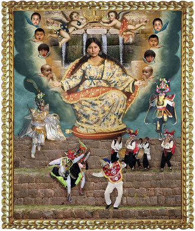 Ana de Orbegoso, 'Urban Virgins:  Virgen Del Sur', 2006-2020