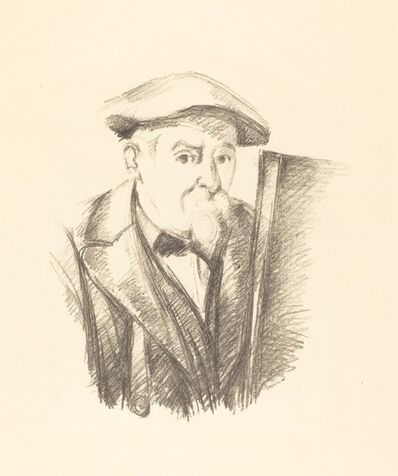 Paul Cézanne, 'Self-Portrait', 1898